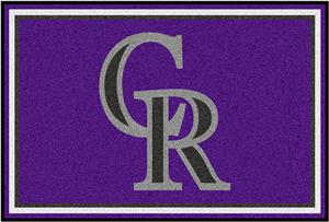 Fan Mats Colorado Rockies 5&#39; x 8&#39; Rugs