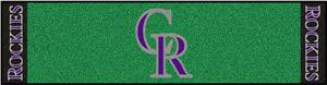 Fan Mats Colorado Rockies Putting Green Mats