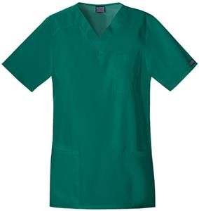 Cherokee Tall Unisex V-Neck Scrub Top