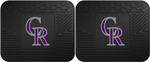 Fan Mats Colorado Rockies Utility Mats