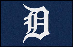 Fan Mats Detroit Tigers Starter Mats