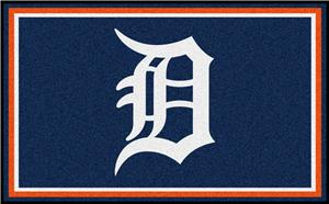 Fan Mats Detroit Tigers 4' x 6' Rugs