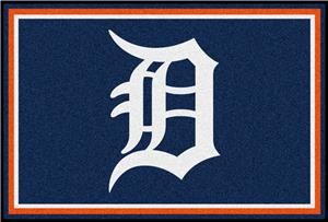 Fan Mats Detroit Tigers 5' x 8' Rugs