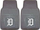 Fan Mats Detroit Tigers Vinyl Car Mats (set)