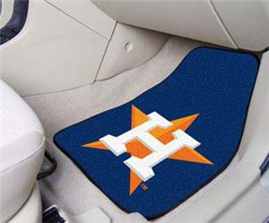 Fan Mats Houston Astros Carpet Car Mats
