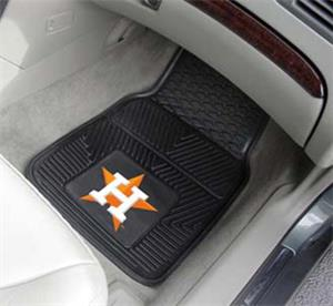 Fan Mats Houston Astros Vinyl Car Mats (set)