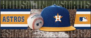 Fan Mats Houston Astros Baseball Runners