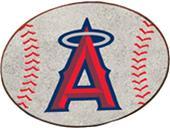 Fan Mats Los Angeles Angels Baseball Mats