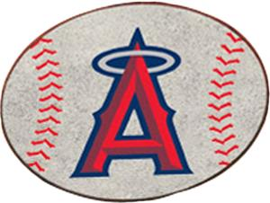 Fan Mats Los Angeles Angels Baseball Mats