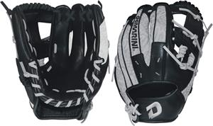 DeMarini Rogue 11.5&quot; Infield Silver Baseball Glove