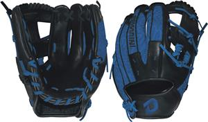 "DeMarini Rogue 11.5"" Infield Blue Baseball Glove"