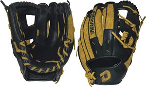 "DeMarini Rogue 11.5"" Infield Yellow Baseball Glove"