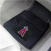 Fan Mats Los Angeles Angels Vinyl Car Mats (set)
