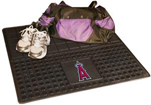 Fan Mats Los Angeles Angels Vinyl Cargo Mats