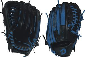 "DeMarini Rogue 12.5"" Outfield Blue Baseball Glove"