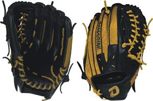 "DeMarini Rogue 12.5"" Outfield Gold Baseball Glove"