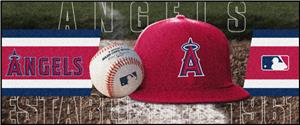 Fan Mats Los Angeles Angels Baseball Runners