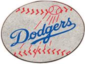 Fan Mats Los Angeles Dodgers Baseball Mats