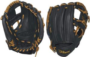 "Wilson A500 Soft 10.75"" Youth Baseball Glove"