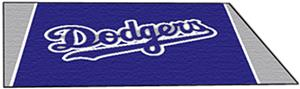 Fan Mats Los Angeles Dodgers 5' x 8' Rugs