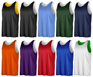 Game Gear Youth MM Reversible Basketball Tanks