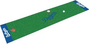 Fan Mats Los Angeles Dodgers Putting Green Mats