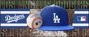 Fan Mats Los Angeles Dodgers Baseball Runners