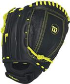 "Wilson A500 11"" Youth Fastpitch Softball Glove"