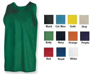 Game Gear Youth Micro Mesh Basketball Tanks