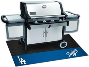 Fan Mats Los Angeles Dodgers Grill Mats