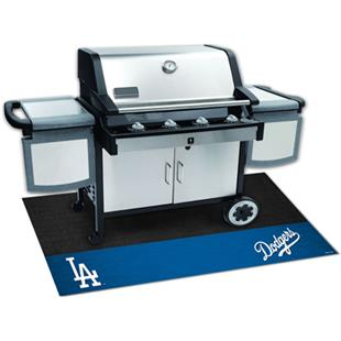 Fan Mats MLB Los Angeles Dodgers Grill Mats