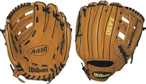 "A450 Youth 11"" All Positions Baseball Glove"