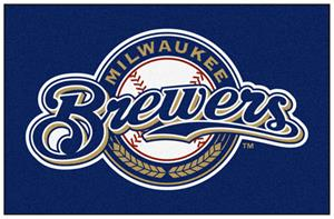 Fan Mats Milwaukee Brewers Starter Mats