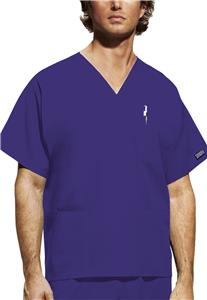 Cherokee Unisex 3-pocket V-Neck Scrub Top