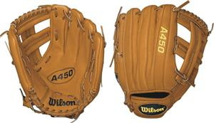 "A450 Youth 11.5"" All Positions Baseball Glove"