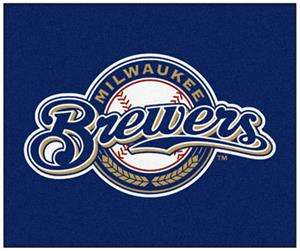 Fan Mats Milwaukee Brewers Tailgater Mats