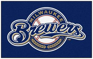 Fan Mats Milwaukee Brewers Ulti-Mats