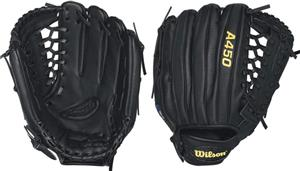 "A450 Youth 12"" All Positions Baseball Glove"