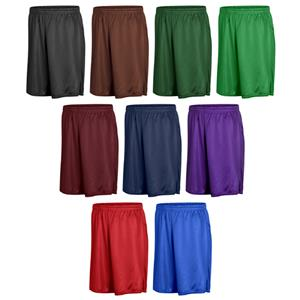 "Game Gear Men's 7"" Solid MM Basketball Shorts"