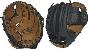 "Wilson A325 EZ Catch 9.5"" Youth Baseball Glove"