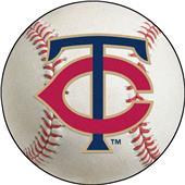 Fan Mats Minnesota Twins Baseball Mats