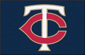 Fan Mats Baseball MLB Minnesota Twins Starter Mats