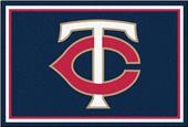 Fan Mats Minnesota Twins 5' x 8' Rugs