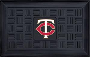 Fan Mats Minnesota Twins Door Mats