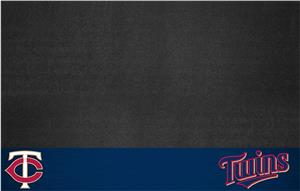 Fan Mats Minnesota Twins Grill Mats