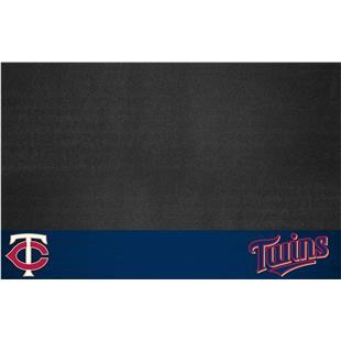 Fan Mats MLB Minnesota Twins Grill Mats