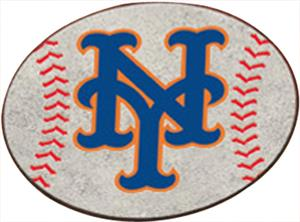 Fan Mats New York Mets Baseball Mats