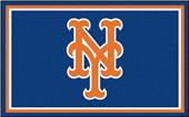 Fan Mats New York Mets 4' x 6' Rugs