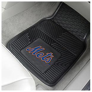 Fan Mats New York Mets Vinyl Car Mats (set)
