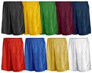 "Game Gear Men's 7"" Solid AM Basketball Shorts"